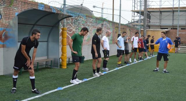 Concluso il raduno Pre-Campionato – O.T.S. 2014/15