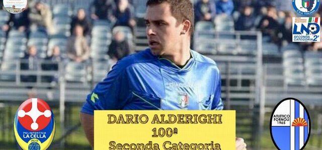 LA 100ª IN SECONDA CATEGORIA DI DARIO ALDERIGHI