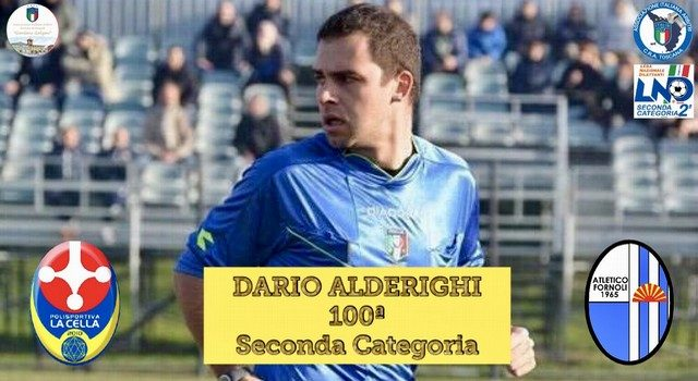 LA 100ª IN SECONDA CATEGORIA DI DARIO ALDERIGHI