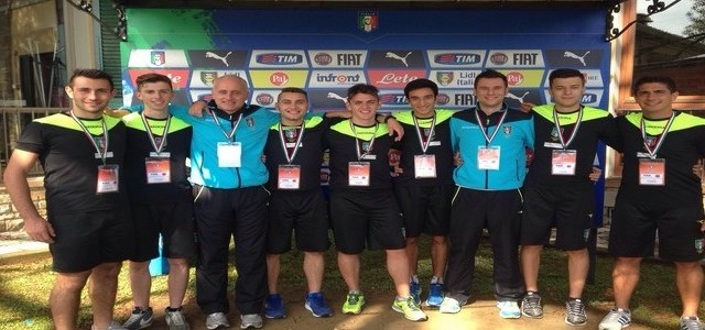 FILIPPO BALDUCCI AL RADUNO MENTOR & TALENT UEFA