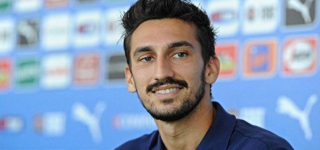 SCOMPARSO DAVIDE ASTORI