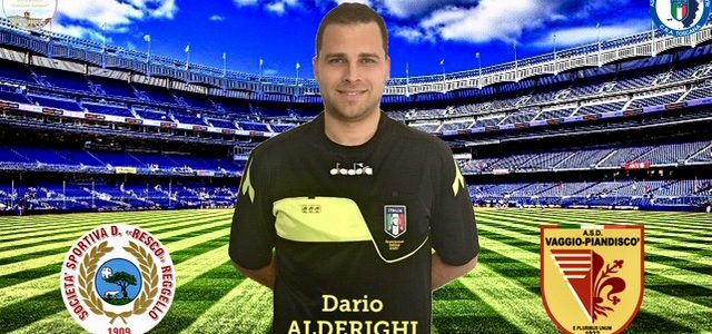 ESORDIO IN PRIMA CATEGORIA PER DARIO ALDERIGHI