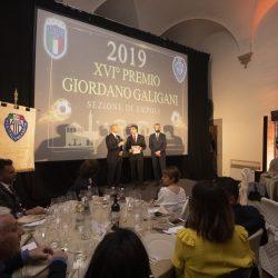 """ASSEGNATO A DUCCIO BAGLIONI IL XVI° PREMIO """"GALIGANI"""""""