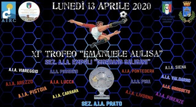 "-100 AL XI° TROFEO ""EMANUELE AULISA"""