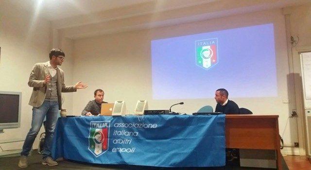 LA VISITA DELL'INTERNAZIONALE MARCO GUIDA