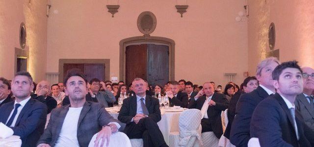 """ASSEGNATO AL COMMISSARIO CAN B STEFANO FARINA IL XV° PREMIO """"GIORDANO GALIGANI"""""""