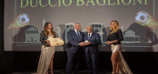 """ASSEGNATO A DUCCIO BAGLIONI IL XVI° PREMIO """"GIORDANO GALIGANI"""""""