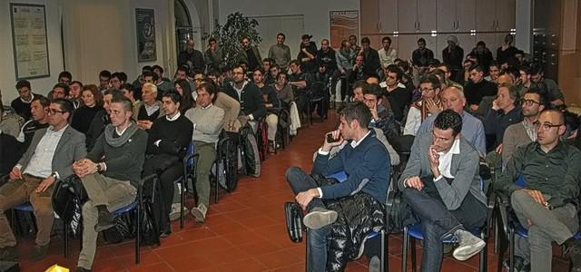 """Gabriele Gava agli associati: """"Non mollate mai"""""""