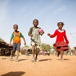 UNA LETTERA SPECIALE DALLA LONTANA AFRICA