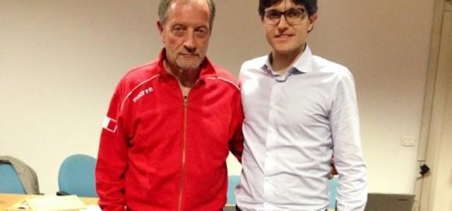 Incontro con Renzo Ulivieri, Presidente degli Allenatori